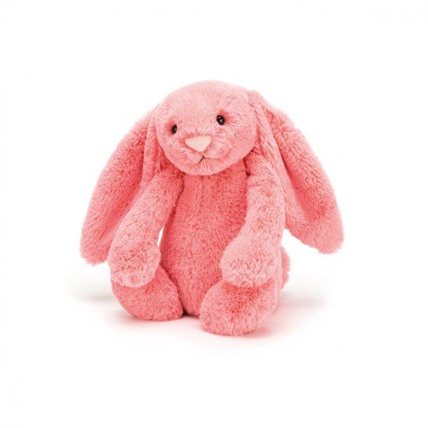 JELLYCAT - Bashful kanin i Coral 18 cm