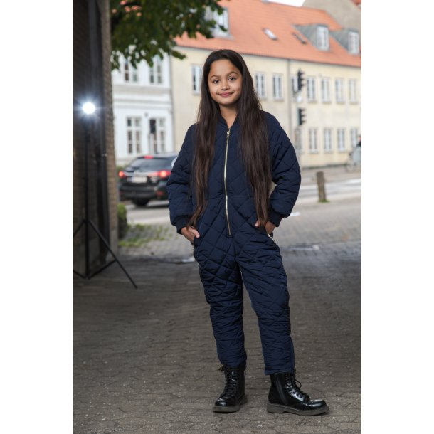 THE NEW - Termodragt i navy. Maddy
