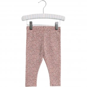 WHEAT Baby bukser i print i Greyblue. Nicklas.. Bukser
