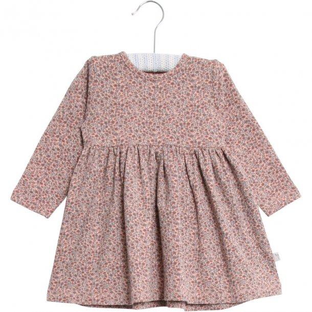 WHEAT - Baby kjole i jersey i misty rose. Otilde