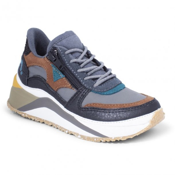 WODEN - Sneakers i mix colours. Markus