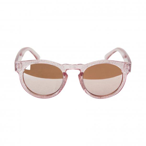 SOFIE SCHNOOR - Solbriller i rosa glimmer
