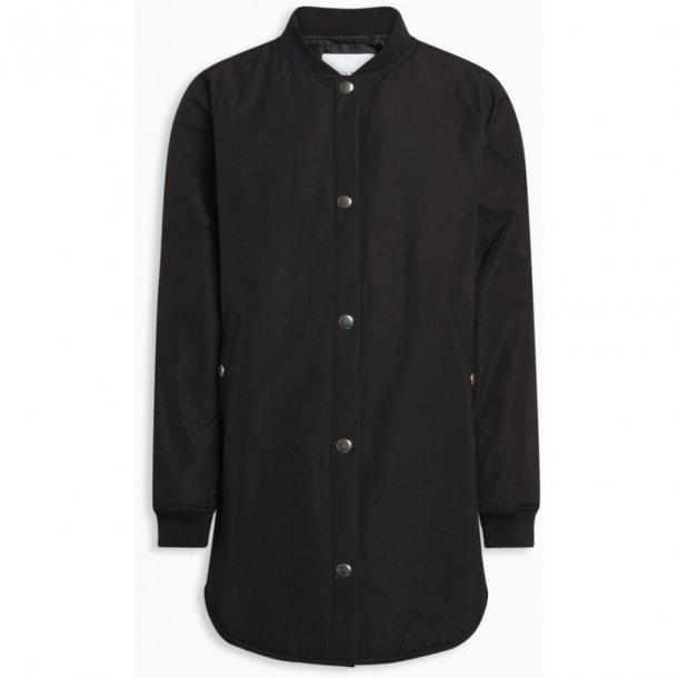 GRUNT - Overgangsjakke i sort