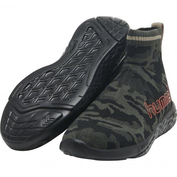 HUMMEL - Terrafly Sock Runner Camo