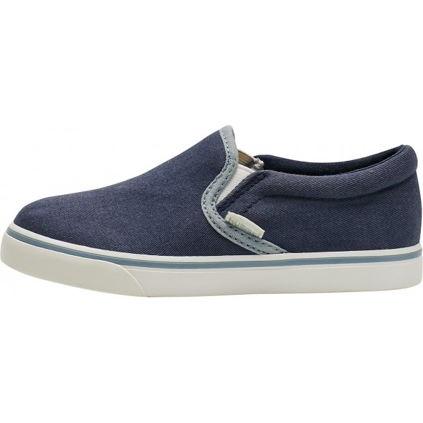 HUMMEL - Slip-on i Navy