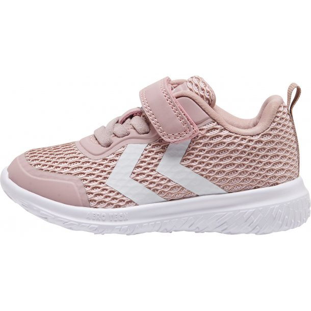 HUMMEL - Sneakers i pale lilac. Actus