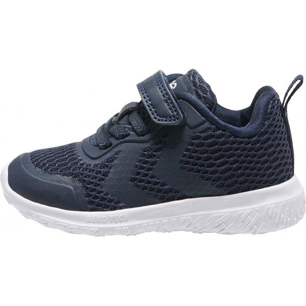 HUMMEL - Sneakers i navy. Actus