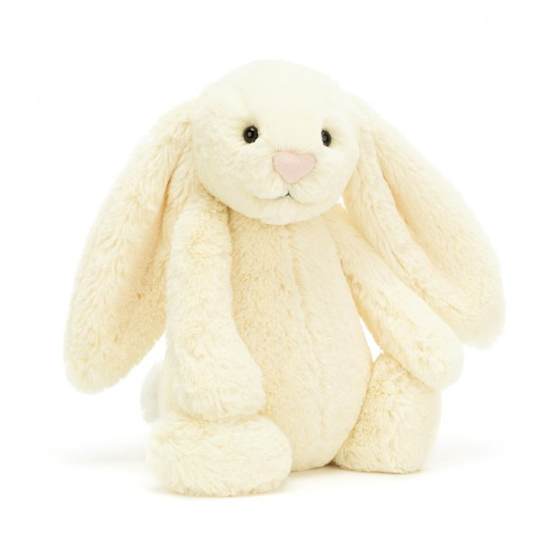 JELLYCAT - Bashful kanin i buttermilk. 31 cm