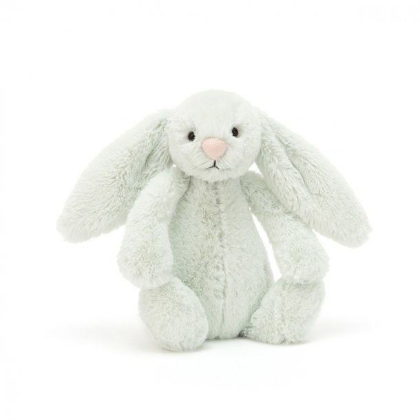 JELLYCAT - Bashful kanin i seaspray. 18 cm