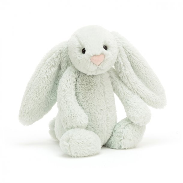JELLYCAT - Bashful kanin i seaspray. 31 cm