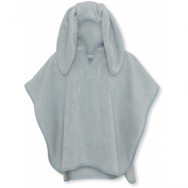 KONGES SLØJD - Badehåndklæde Poncho i French Blue