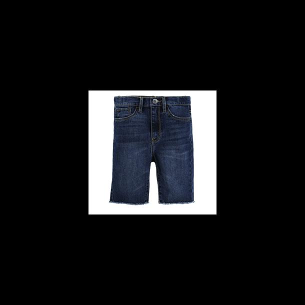 LEVIS - High rise denim shorts Pige