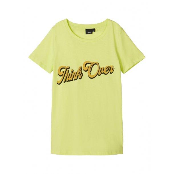LIMITED - T-Shirt i gul