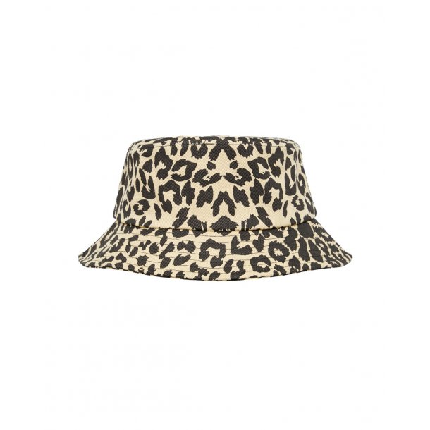 LIMITED - Bøllehat i leopard