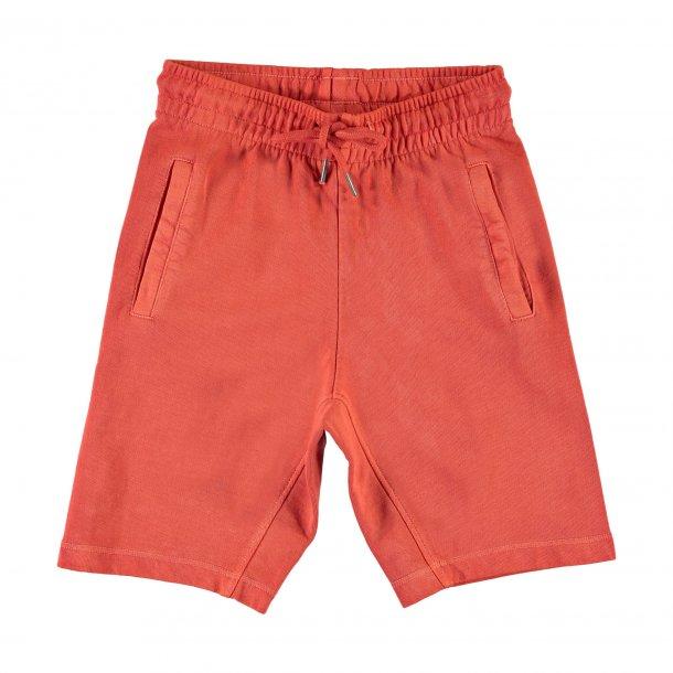 MOLO - Shorts i rød sweat. Aliases