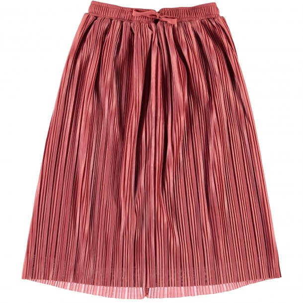 MOLO - Nederdel i plisse i faded rose. Becky  NY