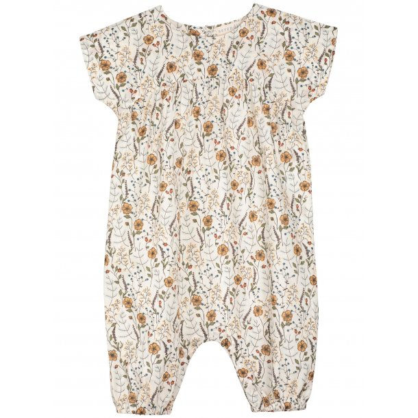 SERENDIPITY - Baby puff suit i blomstret