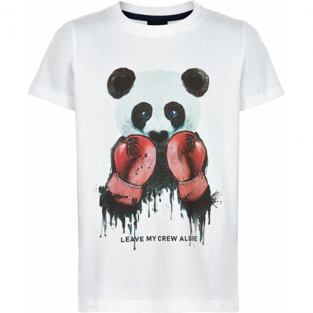 THE NEW - T-Shirt med panda. Pablo