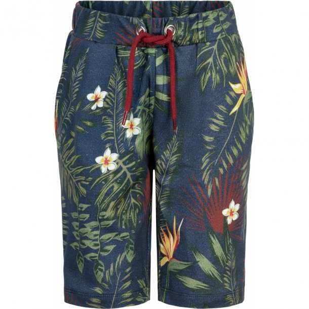 THE NEW - Shorts i blomtrede. Paz