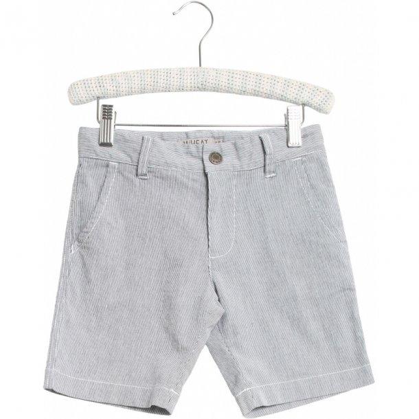WHEAT - Shorts i lyseblå stribet. Mingus