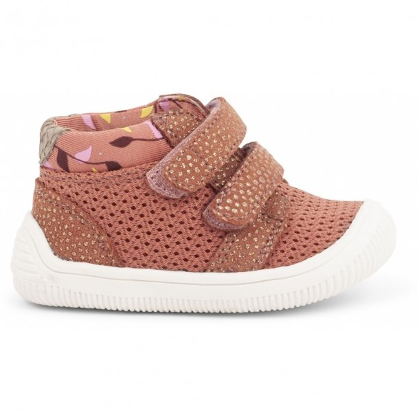 WODEN - Baby sneakers i Canyon Rose. Tristan