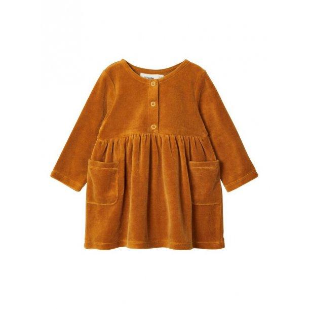LIL' ATELIER - GILA SWEAT DRESS I CATHAY SPICE